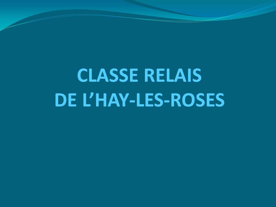 CLASSE RELAIS DE L'HAY-LES-ROSES