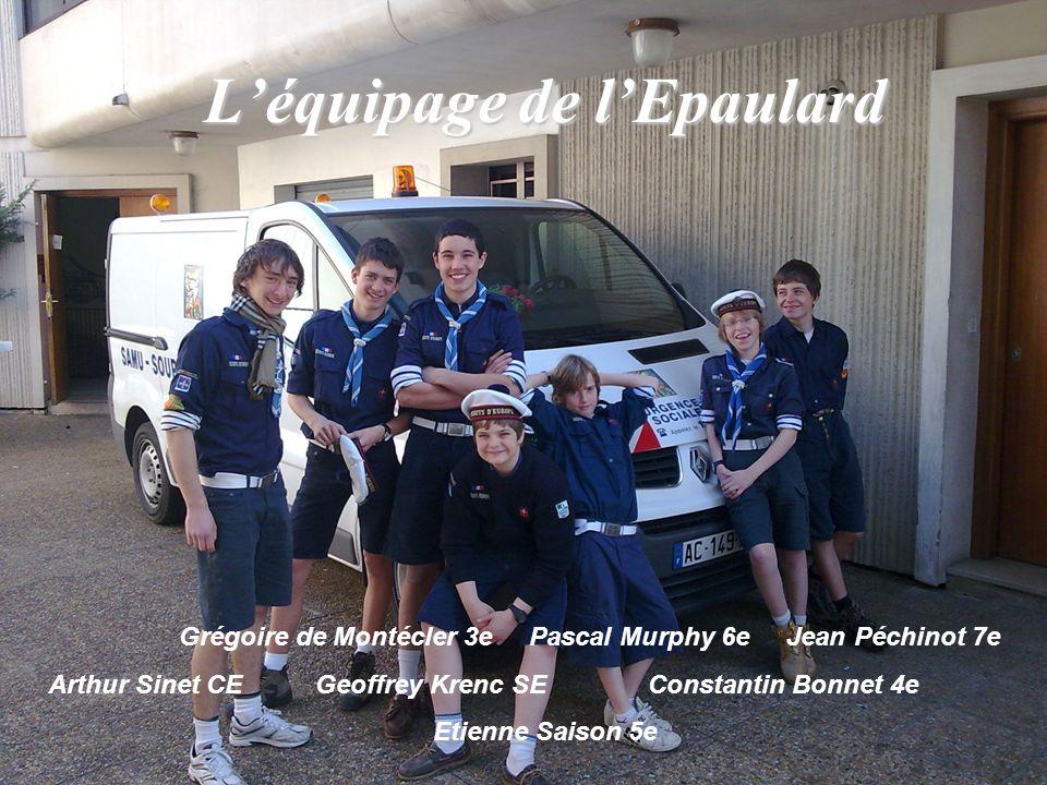L'équipage de l'Epaulard