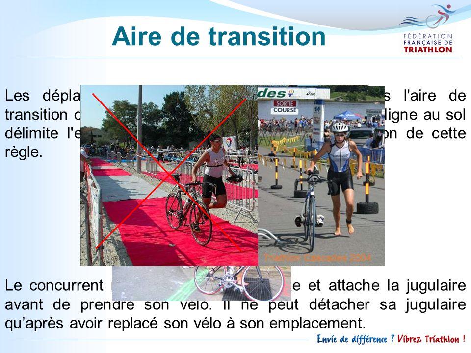 Aire de transition