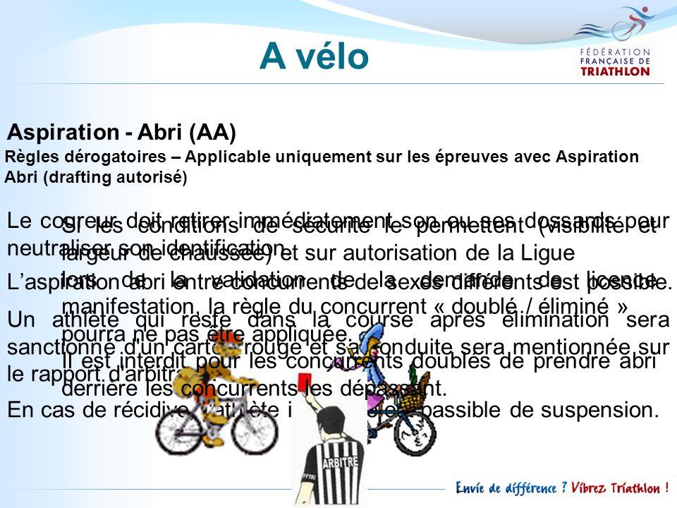 A vélo Aspiration - Abri (AA)