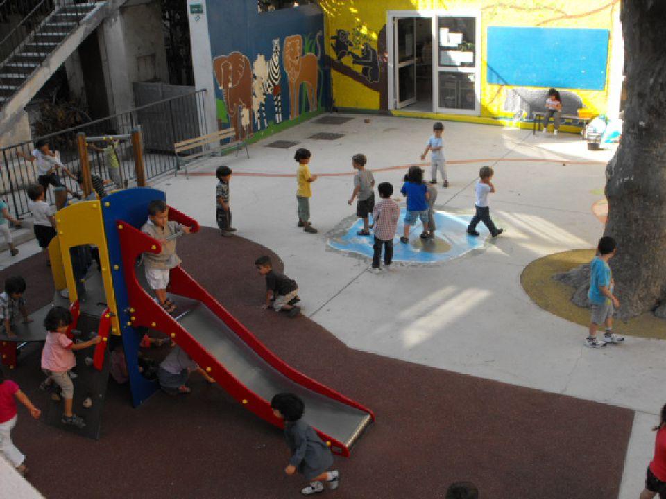 Le Sacré Cœur accueille des enfants de la petite section à la classe de seconde (Première année de lycée).