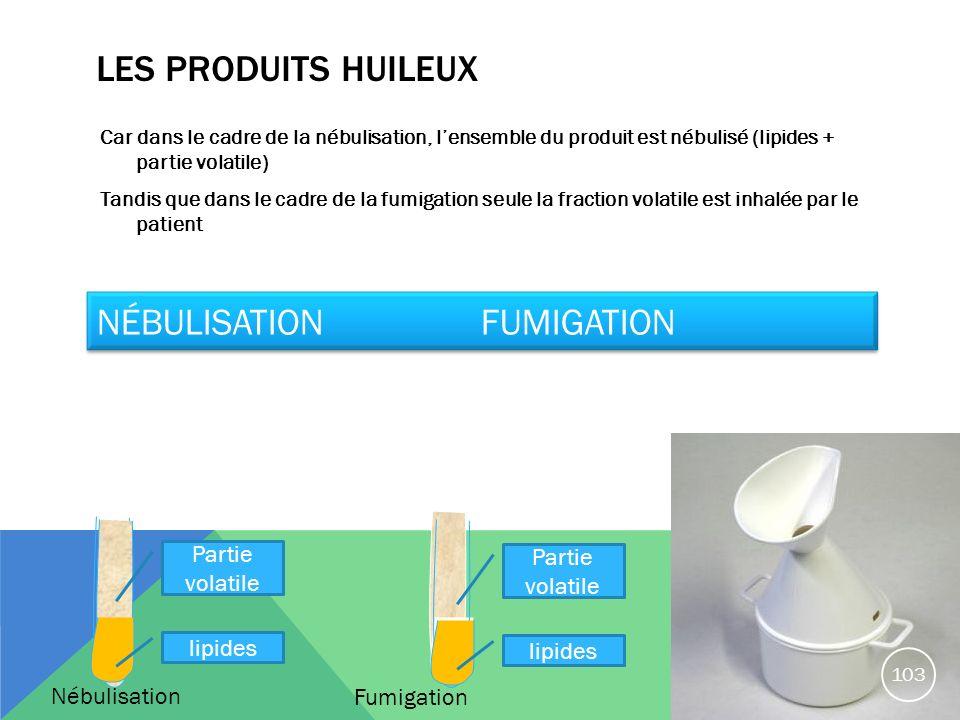 nébulisation Fumigation