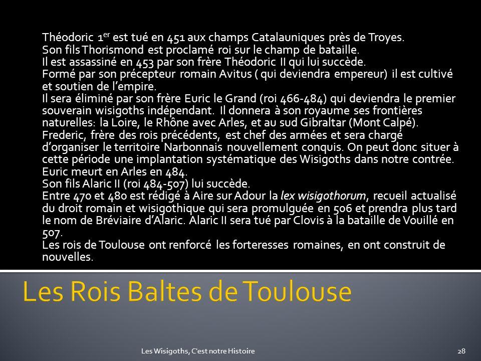 Les Rois Baltes de Toulouse