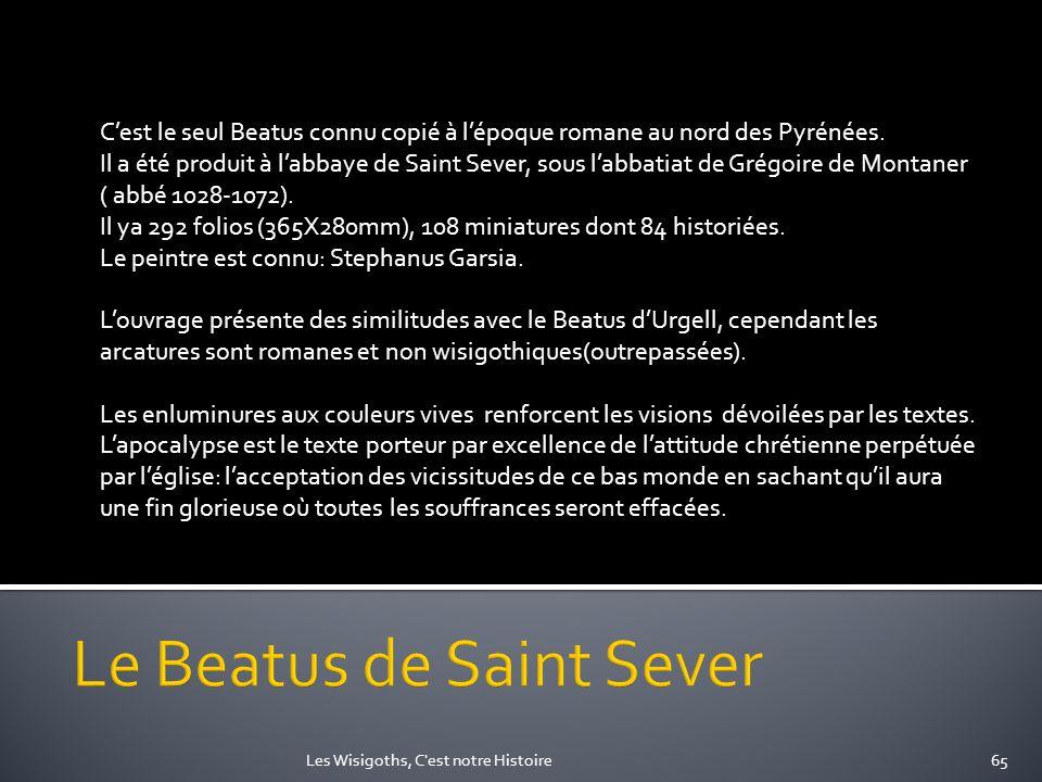 Le Beatus de Saint Sever