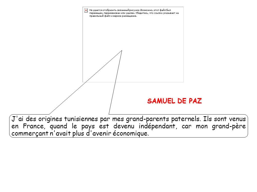 SAMUEL DE PAZ