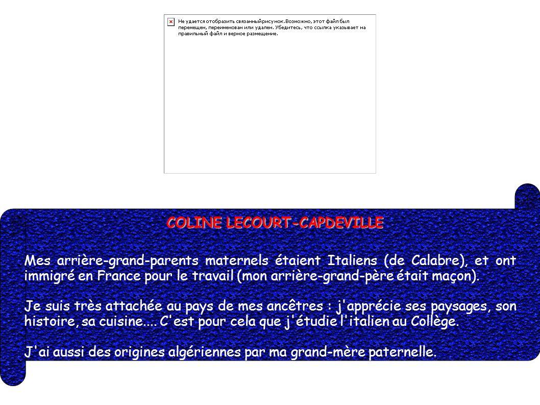 COLINE LECOURT-CAPDEVILLE