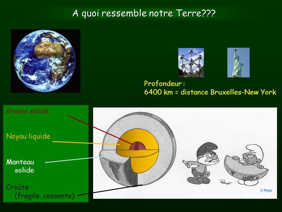 A quoi ressemble notre Terre