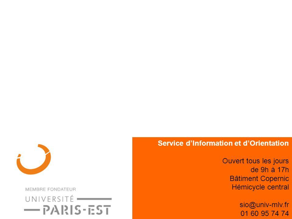 Service d'Information et d'Orientation