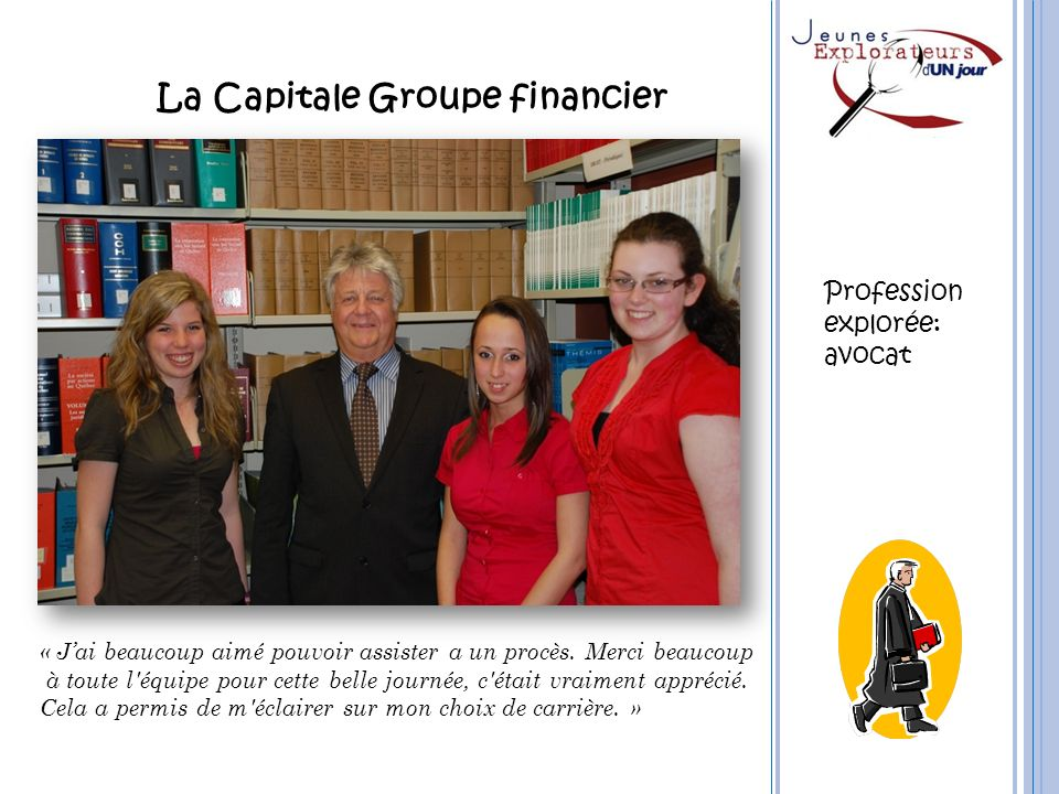 La Capitale Groupe financier