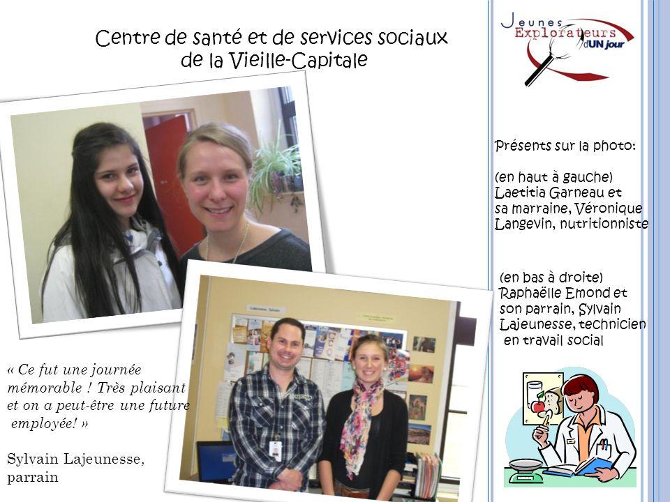 Centre de santé et de services sociaux de la Vieille-Capitale