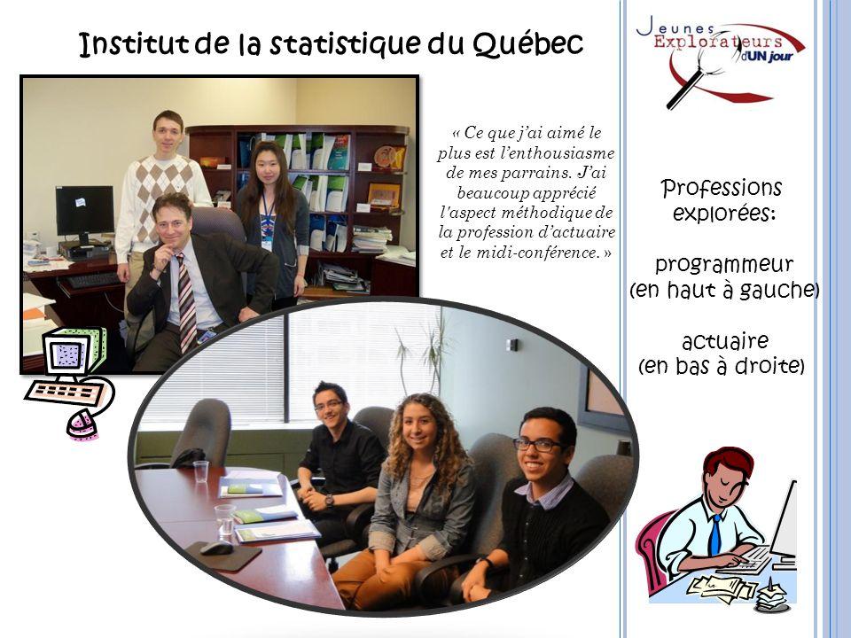 Institut de la statistique du Québec