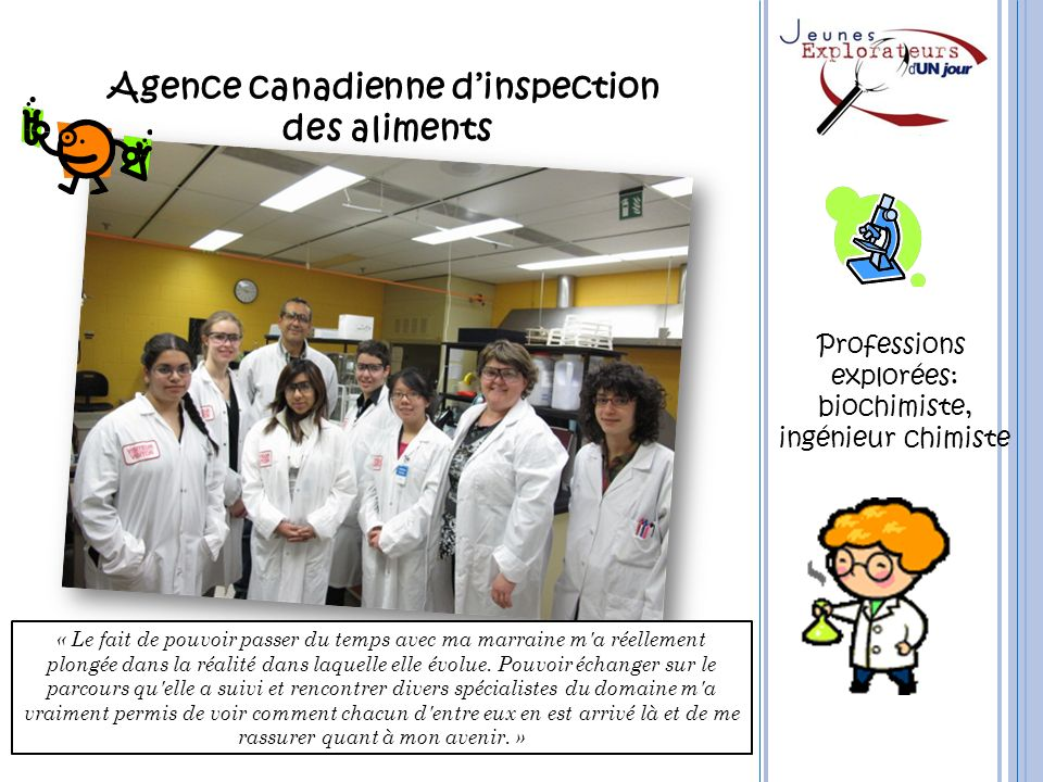 Agence canadienne d'inspection