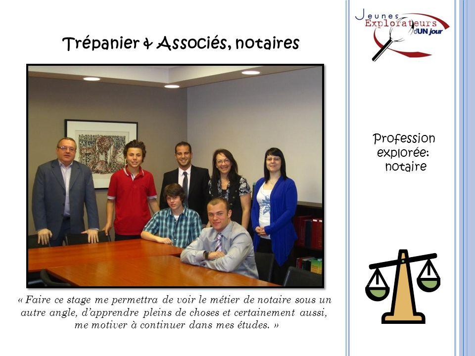 Trépanier & Associés, notaires
