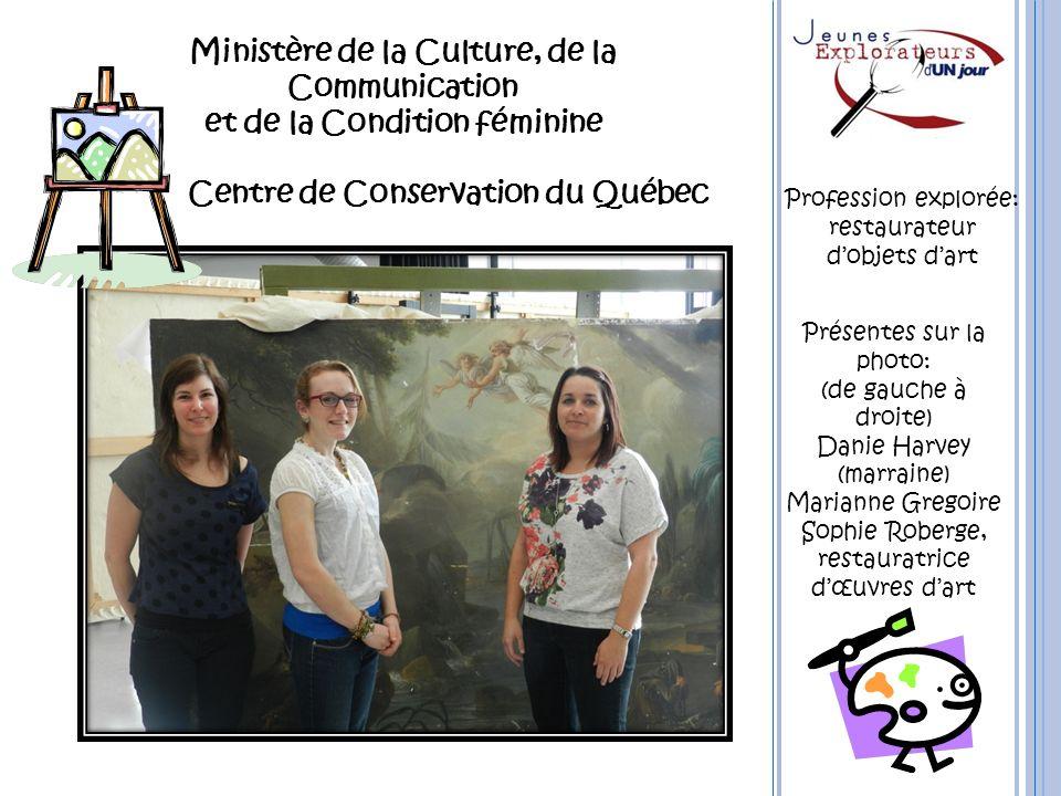 Ministère de la Culture, de la Communication