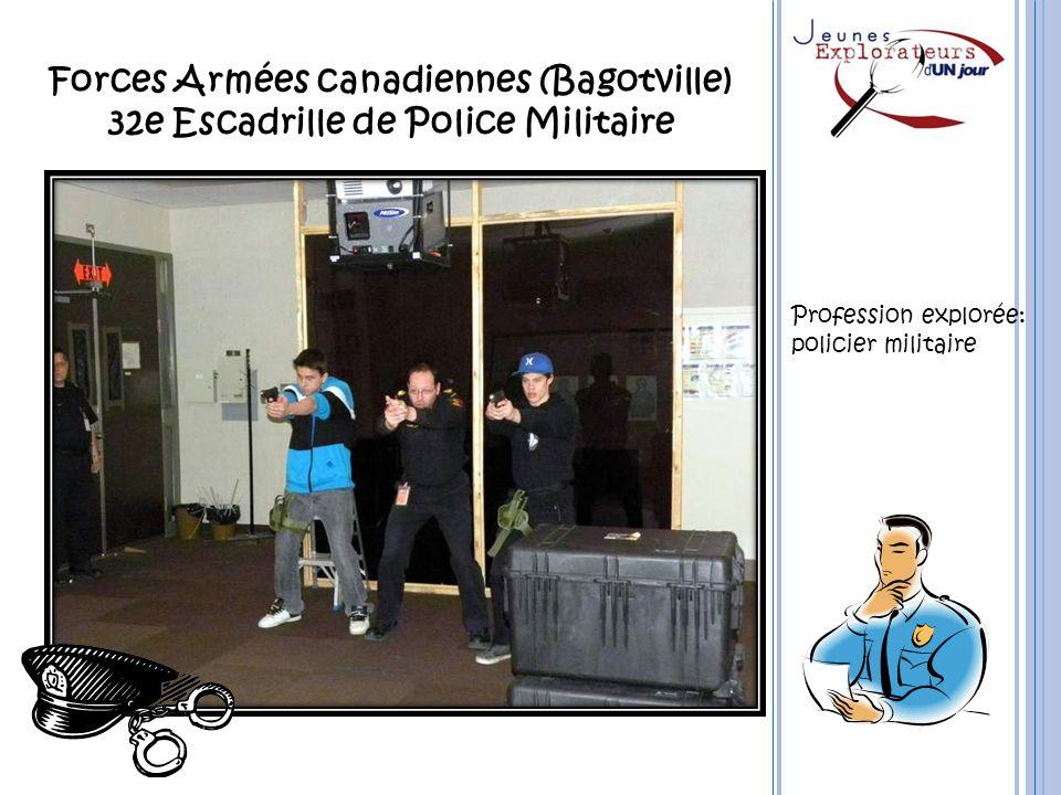 Forces Armées canadiennes (Bagotville)