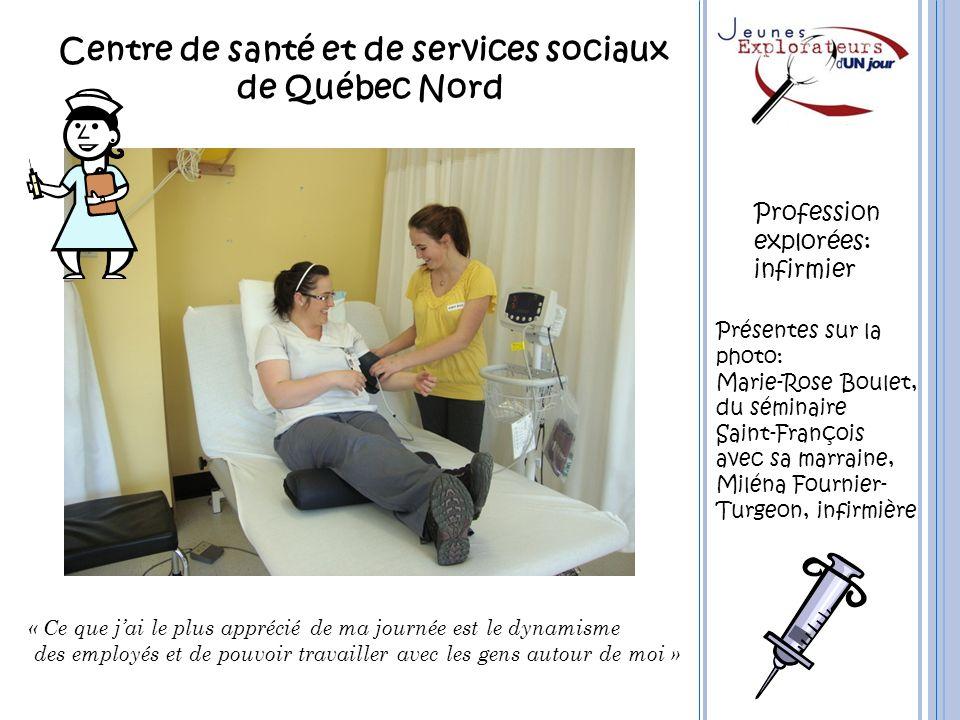 Centre de santé et de services sociaux de Québec Nord