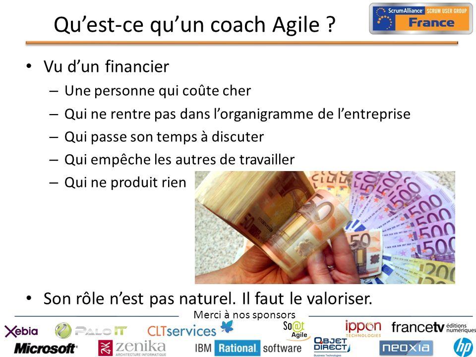Qu'est-ce qu'un coach Agile