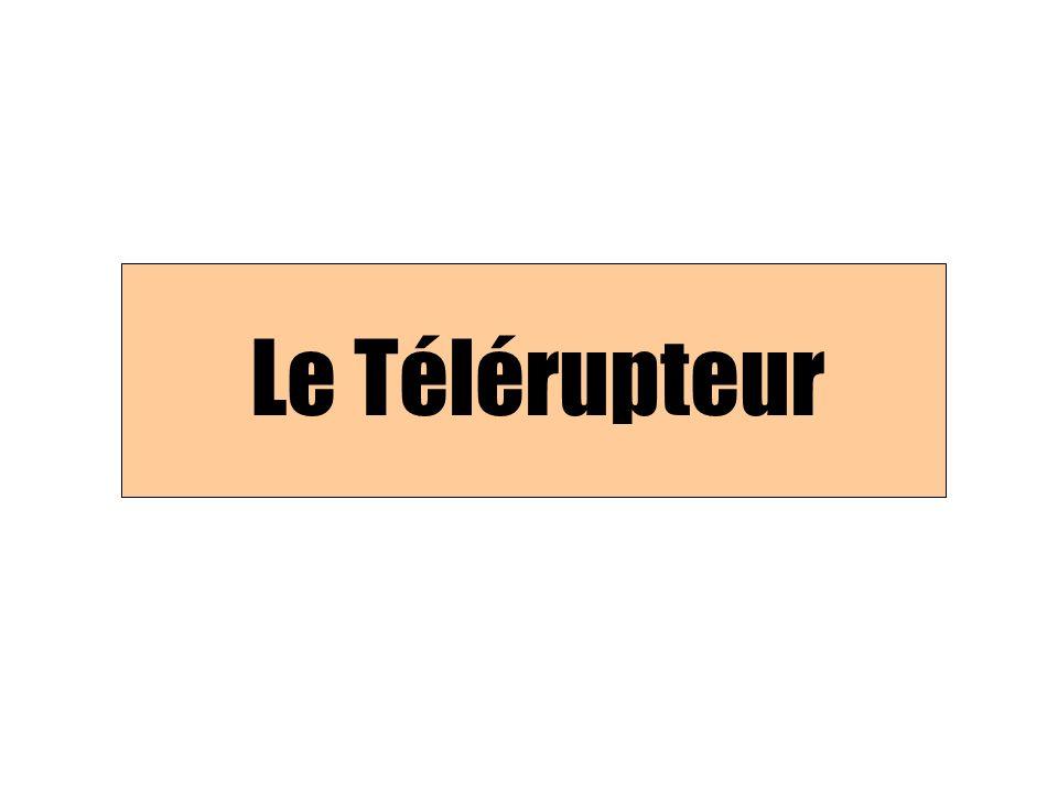 Le Télérupteur