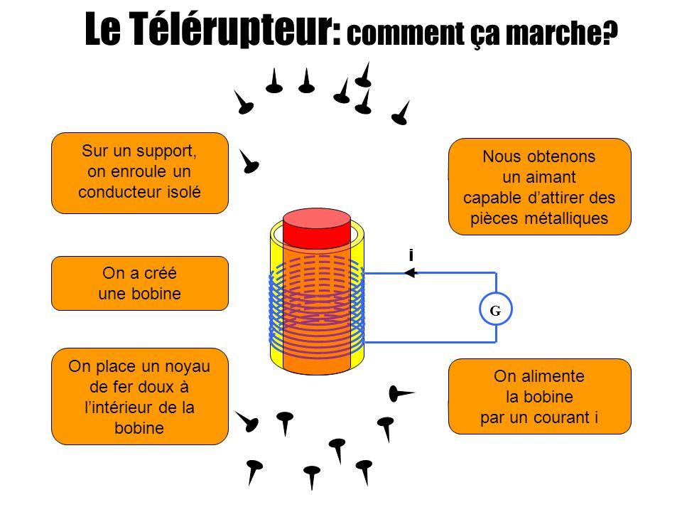 Le Télérupteur: comment ça marche
