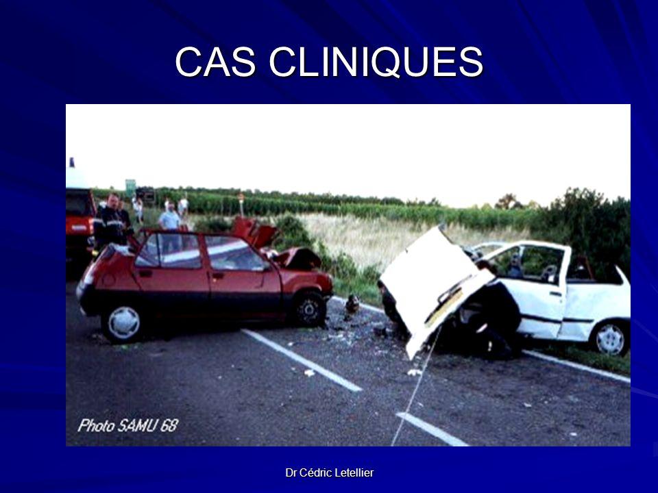 CAS CLINIQUES Dr Cédric Letellier