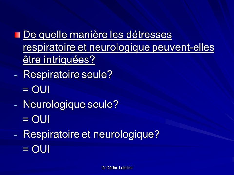 Respiratoire et neurologique