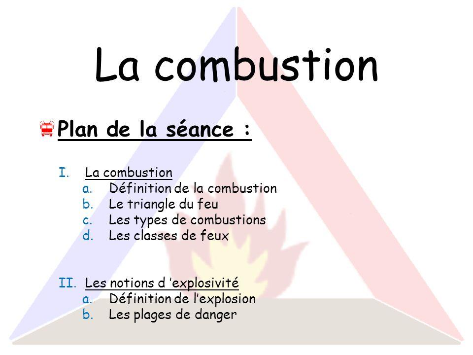 La combustion fait le 10 mai 2012 par le cpl sylvain for Les types de combustion
