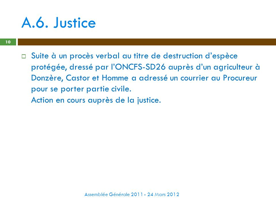 A.6. Justice