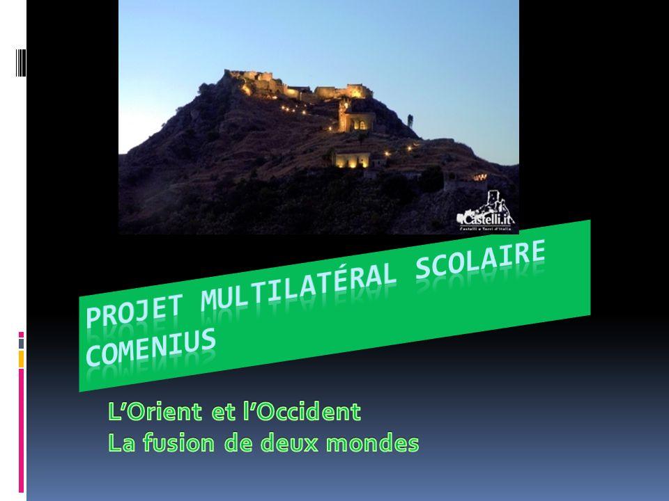 Projet multilatéral scolaire Comenius