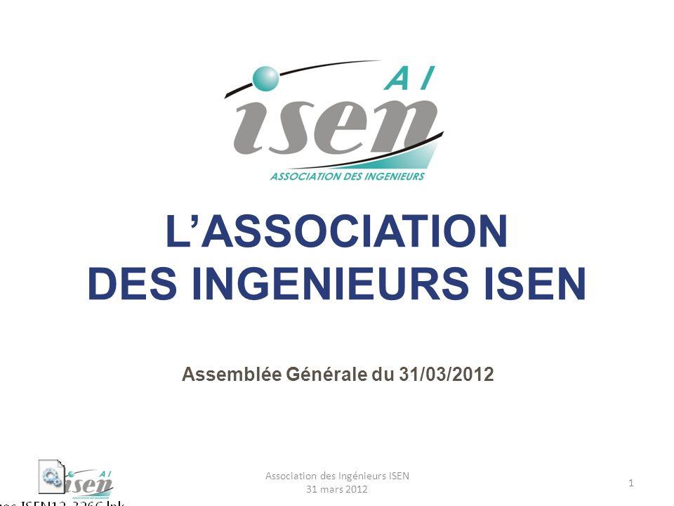 Assemblée Générale du 31/03/2012