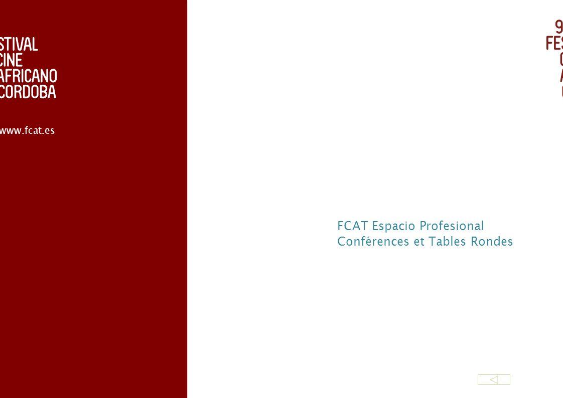 FCAT Espacio Profesional Conférences et Tables Rondes