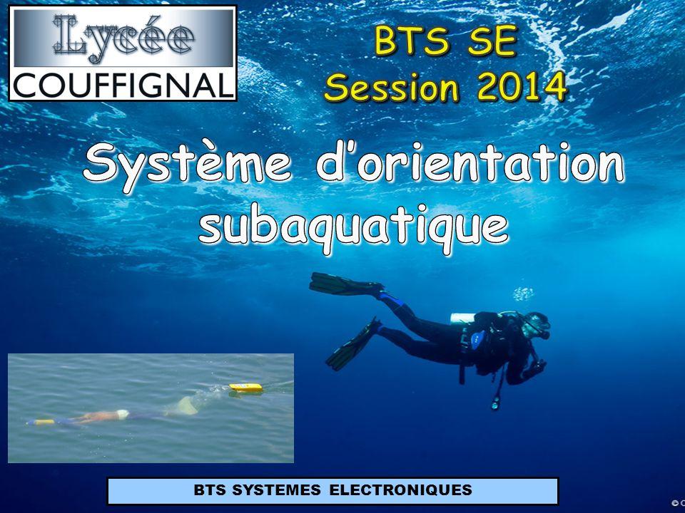 Système d'orientation subaquatique