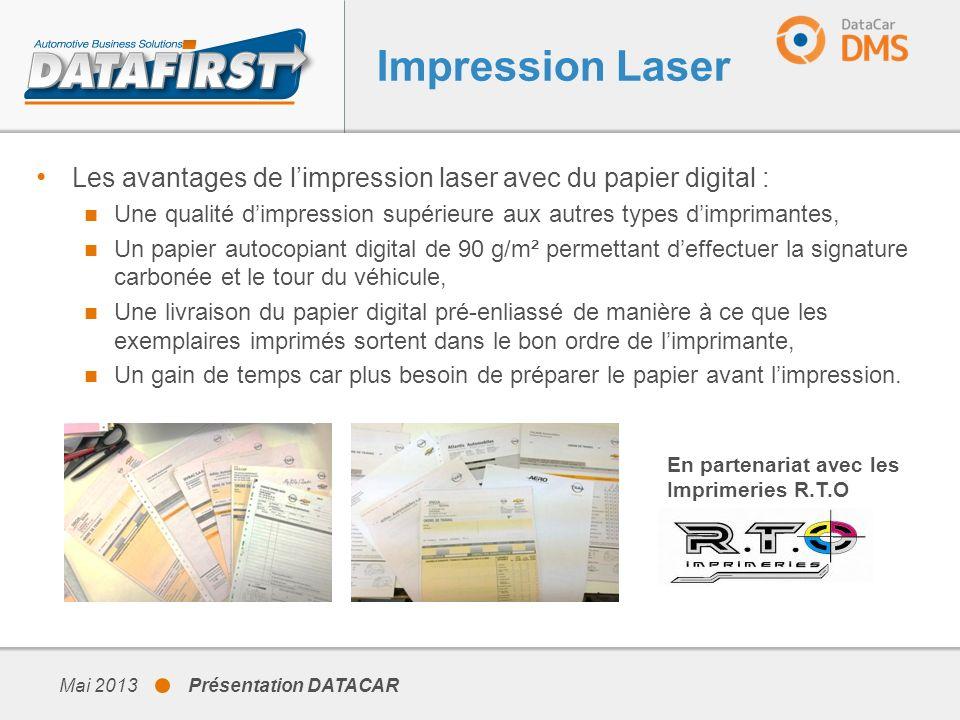 Impression Laser Les avantages de l'impression laser avec du papier digital : Une qualité d'impression supérieure aux autres types d'imprimantes,