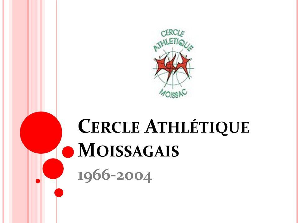 Cercle Athlétique Moissagais