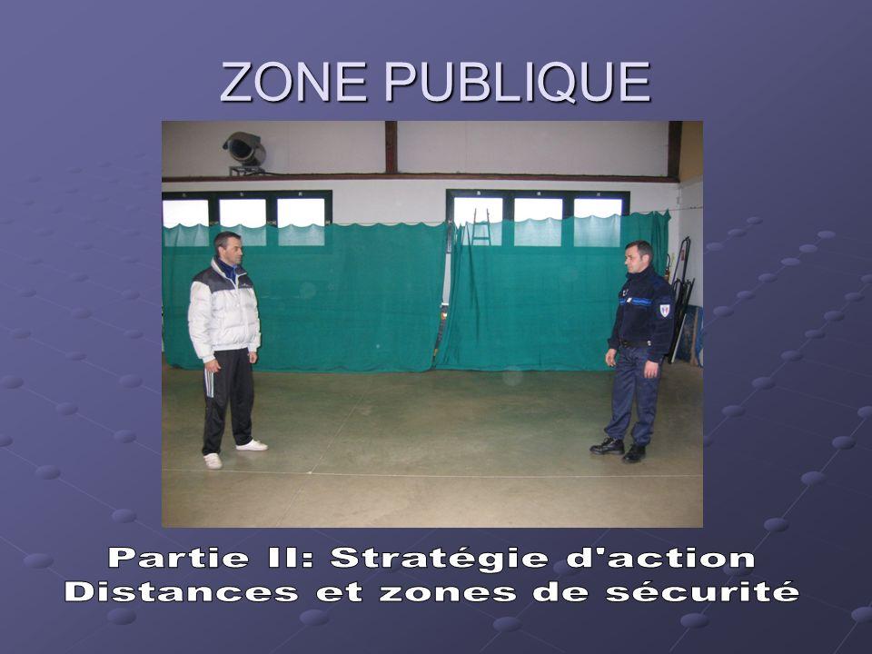 ZONE PUBLIQUE Partie II: Stratégie d action