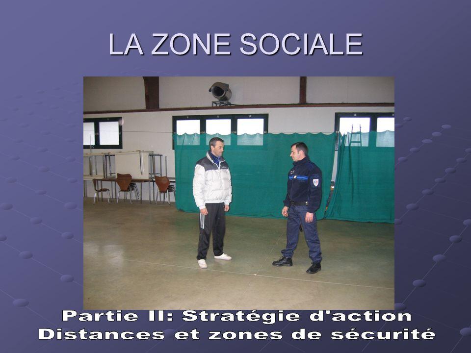 LA ZONE SOCIALE Partie II: Stratégie d action