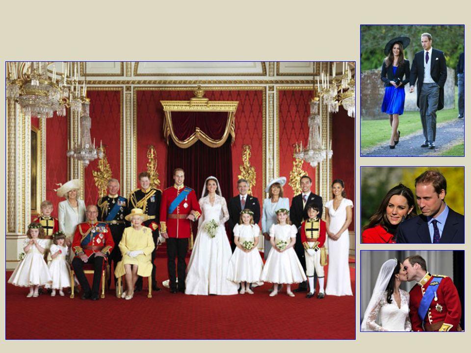Il faut attendre avril 2011 et le mariage de William, le petits-fils d Elizabeth et premier fils de Charles, pour redonner du lustre et un coup de jeune aux fastes royales.