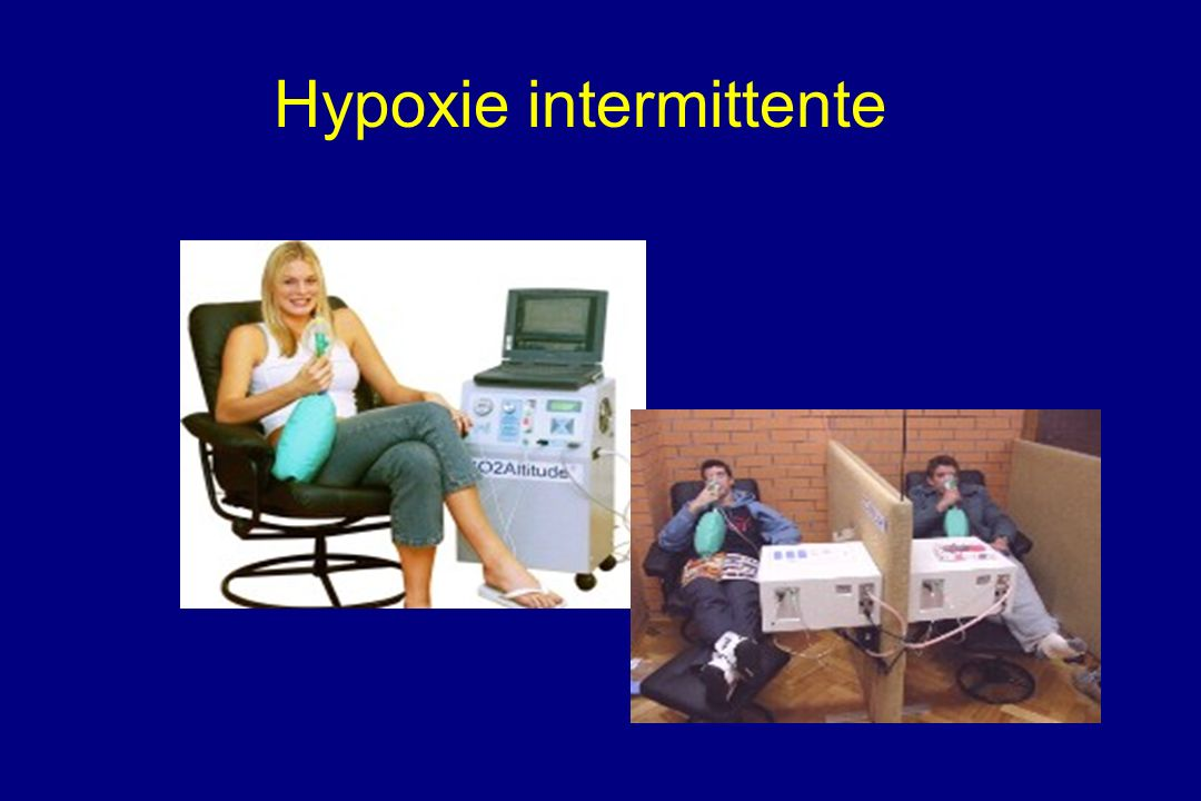 Hypoxie intermittente