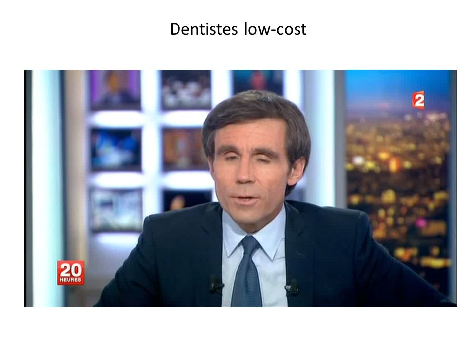 Dentistes low-cost
