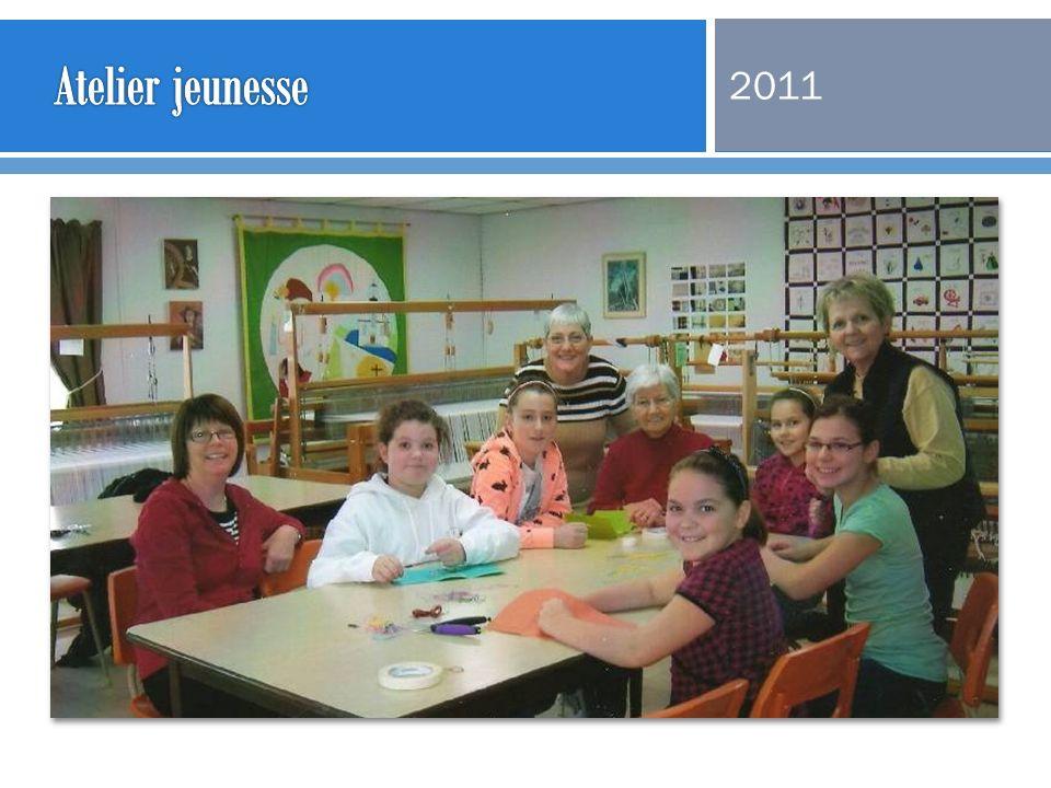 Atelier jeunesse 2011