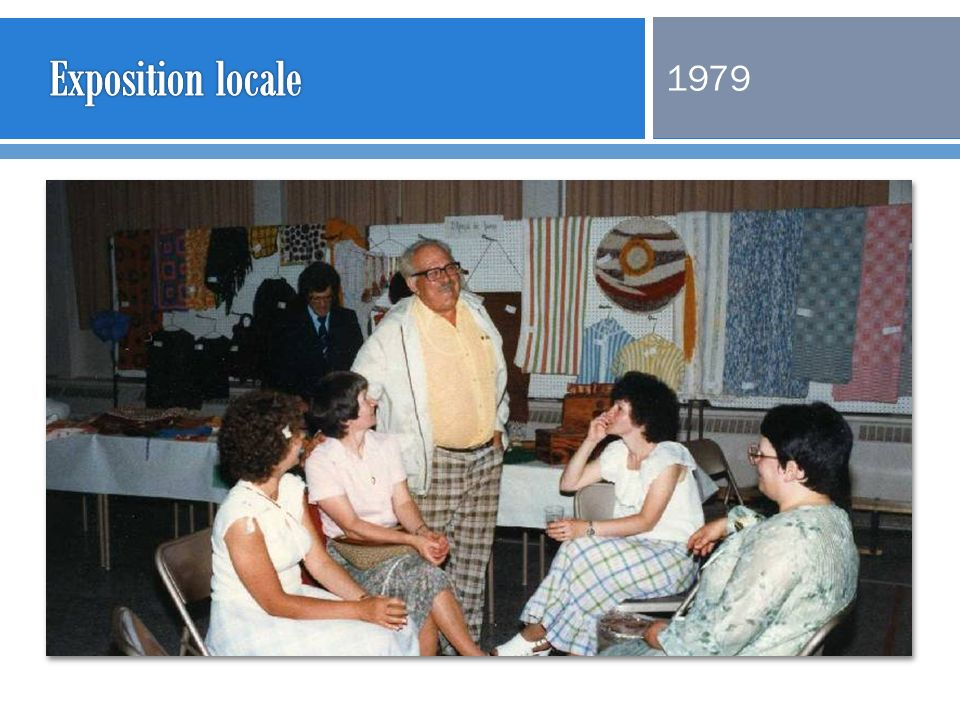 Exposition locale 1979