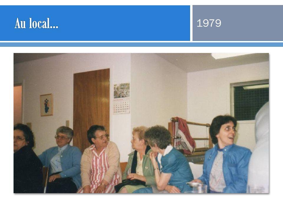 Au local… 1979