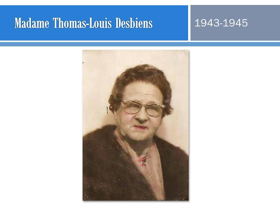 Madame Thomas-Louis Desbiens