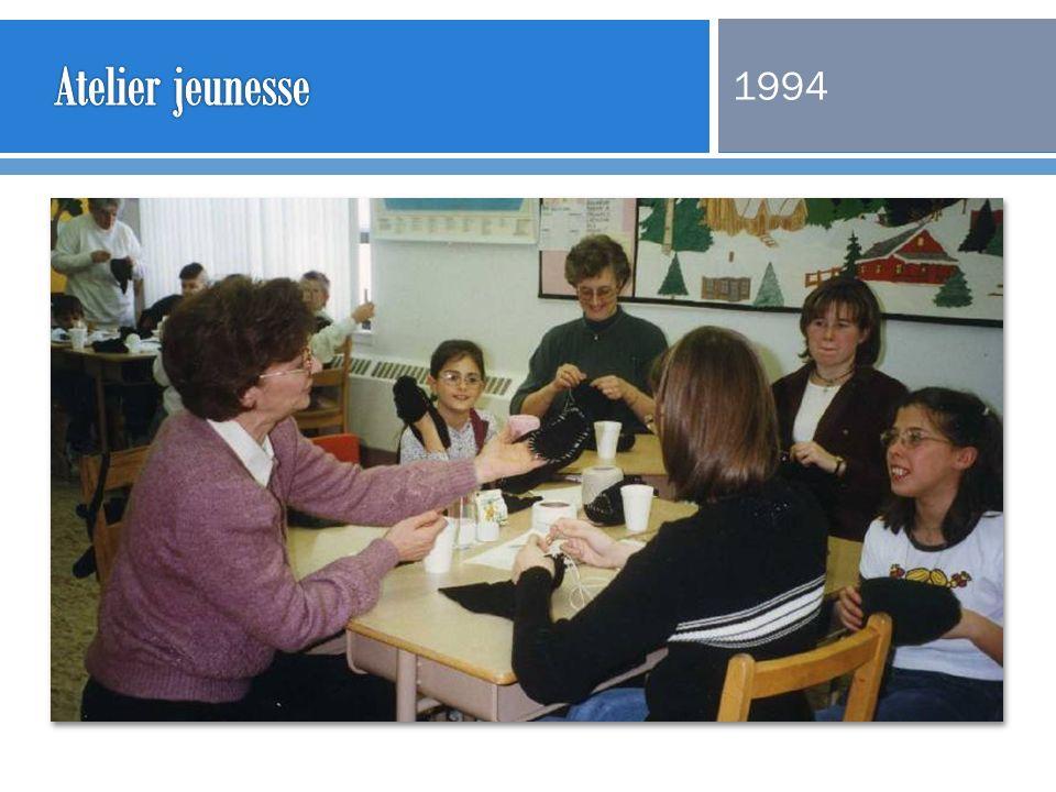 Atelier jeunesse 1994