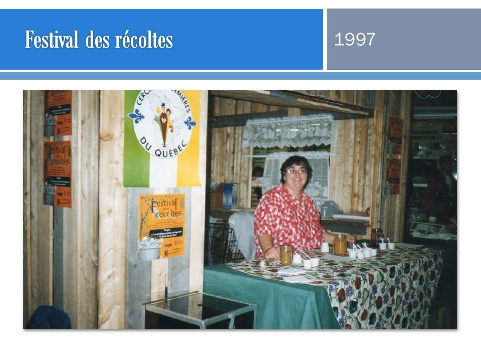 Festival des récoltes 1997