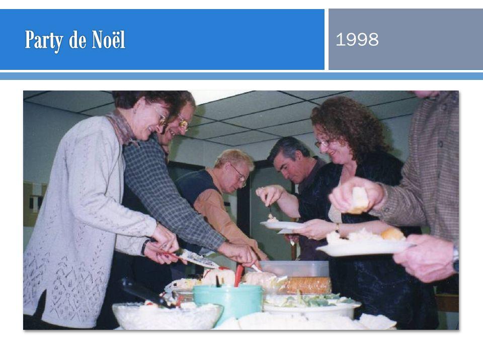 Party de Noël 1998