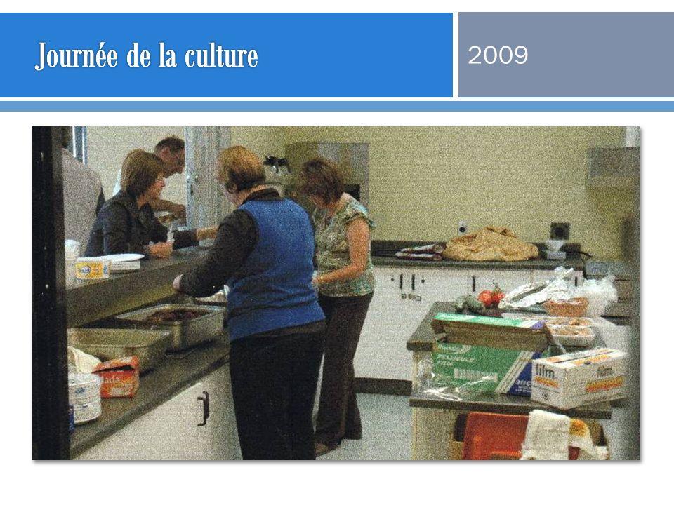 Journée de la culture 2009
