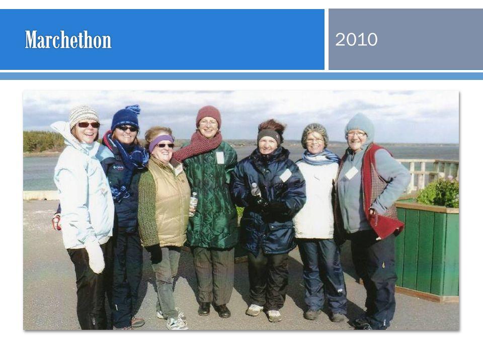Marchethon 2010