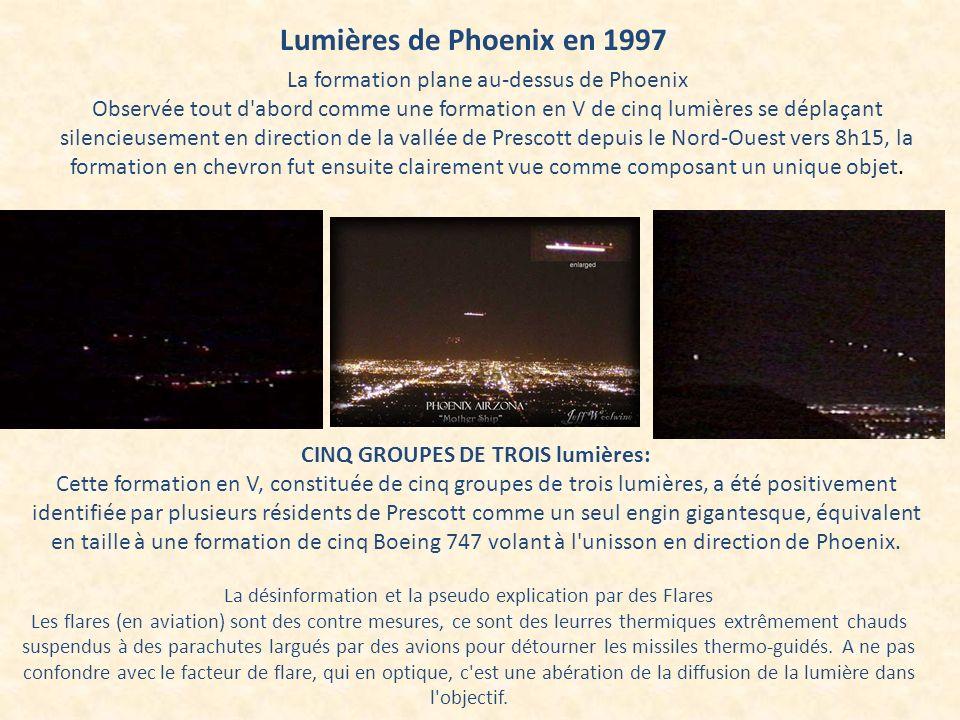 Lumières de Phoenix en 1997