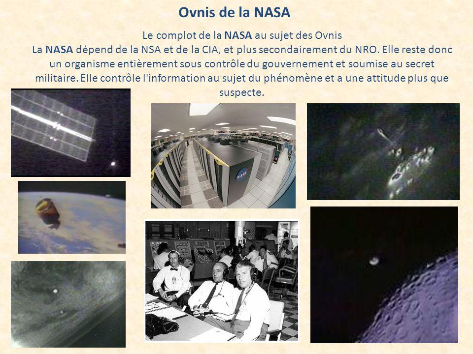 Ovnis de la NASA