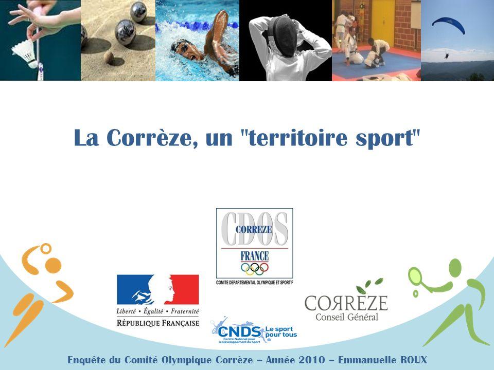 La Corrèze, un territoire sport